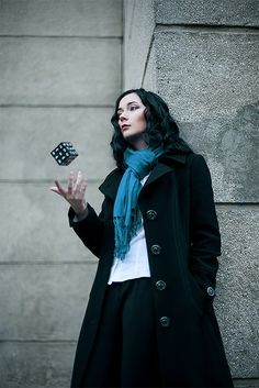 Sherlock genderbender-this is one of the few I actually like