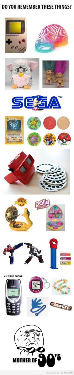 How the years have gone by I remember all of these....lol