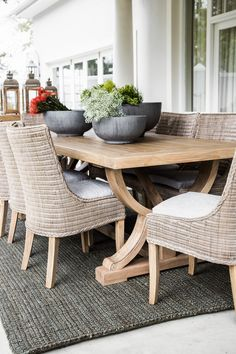 Discover, browse and shop a wide range of quality furniture, homeware and accessories online for living rooms, dining rooms and bedrooms. Patio Table, Patio Chairs, Modern Bedroom Furniture, Wood Furniture, Outdoor Couch, Outdoor Living, Outdoor Seating Areas, New Living Room, Occasional Chairs