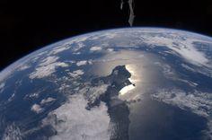"Ron Garan @Astro_Ron ""My 1st @Twitpic #FromSpace."""