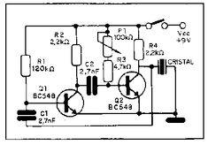 Este circuito produz um som de freqüência alta chegando ao ultra-sons e o ajuste de P1 serve para calibrar o som ideal para afugentar determinados tipos de insetos.