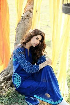Zahra Saeed Summer Dresses 2014 for Women013