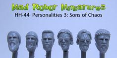 Personalities 3: Sons of Chaos