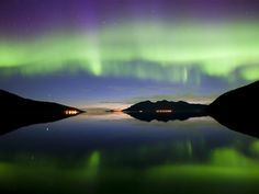 9 Places to See the Northern Lights