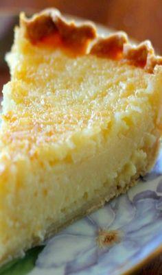 What To Cook This Weekend: Creamy Lemon Coconut Custard Pie Coconut Tart, Coconut Desserts, Lemon Coconut, Lemon Desserts, Lemon Recipes, Tart Recipes, Just Desserts, Sweet Recipes, Delicious Desserts