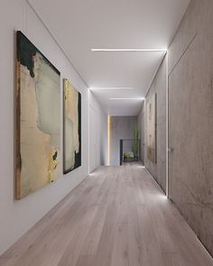 👍 93 interior design lighting models for a better home 49 Lobby Interior, Home Interior Design, Interior Architecture, Interior Lighting Design, Wall Design, House Design, Hotel Corridor, Corridor Lighting, Plafond Design