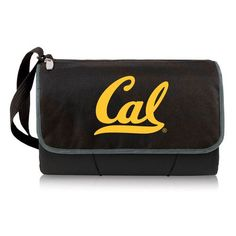 Blanket Tote - Black (University of California, Berkeley - Golden Bears) Digital Print