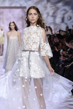 Georges Chakra, Primavera/Estate 2017, Parigi, Haute Couture