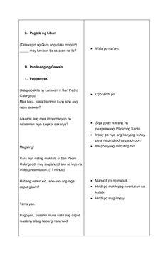 Detalyadong Banghay-Aralin sa Filipino V 4a's Lesson Plan, Lesson Plan Examples, Teacher Lesson Plans, Lesson Plan In Filipino, Home Economics, Nasa, Fails, How To Plan, F1