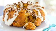 Monkey around with the traditional monkey bread and serve this carrot cake version for Easter breakfast instead!