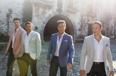 Il Divo's new album, Amor & Pasión | The Official Il Divo Site