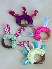 Ravelry: Simple Baby Teething Ring pattern by Carmen Rosemann