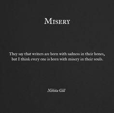Nikita Gill. Poem. Poetry