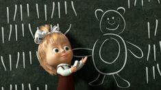 Маша и Медведь - Первый раз в первый класс (Серия 11) | Masha and The Be...