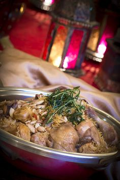 Chicken Kabsa Category – Chicken/Main Course; Cuisine type – Arabic Courtesy: Asateer, Atlantis, The Palm Chicken Kabsa is a very popular dish in the Middle East. This special recipe has been share…