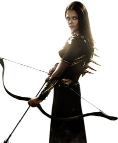 300: Rise of an Empire - Artemisia (Eva Green) costume
