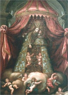 Mother Mary, Mother And Child, Universe Art, Messina, My Favorite Image, Christian Art, Madonna, Colonial, Mystic