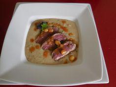 Cuisine de Line: MAGRETS DE CANARD AU MUSCADET
