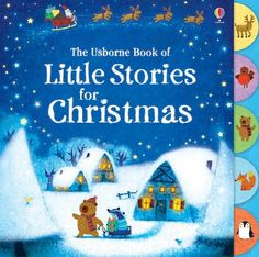 Little Stories for Christmas (Usborne Book Of...) by Sam Taplin