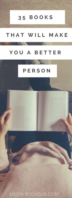 35 inspirational books for women, men and anyone looking for inspiration. Including self help books with life lessons worth reading and other great recommendations.