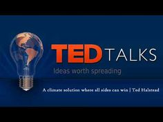 TED Talks Daily - A climate solution where all sides can win | Ted Halstead