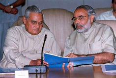 The Prime Minister of India, Atal Bihari Vajpayee, led India through the path of progress. Here is a list of his achievements that gave India a recognition in the world. Pillars Of Democracy, Hindi Quotes, Best Quotes, Techno, Aishwarya Rai Images, Atal Bihari Vajpayee, Famous Slogans, Indian Government, Indian People