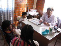 Did you know that Mano a Mano's network of health clinics built throughout Bolivia has created more than 474 jobs for doctors, nurses, and dentists? All of these salaries are paid for by sources within Bolivia, as a permanent line item in their budgets - primarily the Bolivian Health Ministry (384 positions, or 81%).