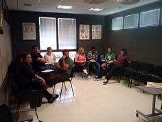 """Cruz Roja Juventud Valle del Nervión ha organizado una jornada formativa (dentro del Proyecto de Sensibilización para Menores) para los/as monitores/as de Bilbao y Basauri: """"Los problemas derivados del alcohol y las drogas"""""""