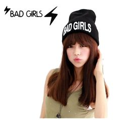 POR ENCOMENDA - Touca Bad Girls