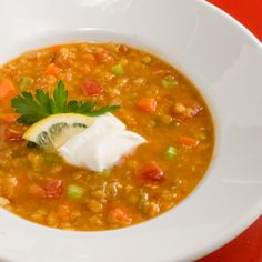 Try this Red Lentil Stew!