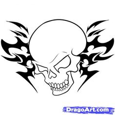 dragoart.comStep 5. How to Draw an Easy Tattoo