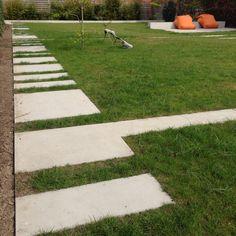 minimalistische tuinen, strakke tuinarchitectuur