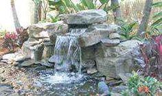RicoRock 3 ft Modular Waterfall