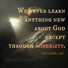 watchman nee quotes - Google Search