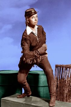 Calamity Jane -- I LOVE this movie!!! I used to watch it with my Granny all the time! :)