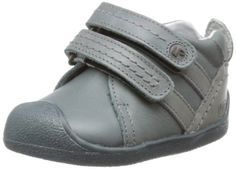 Cuquito Cuquito Toddler Crawling Leather Boot – Zapatos primeros pasos de cuero para niño