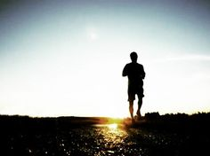 when the sun comes up you better keep running learn the harsh reality be better than yourself #run #running #sport #cardio #exercise #passion #determination #inspiration #motivation
