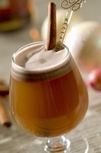 Hot butter rum, yum. This is sooo good! Great for fall camping!