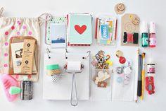 Travel Art Kit & Journal