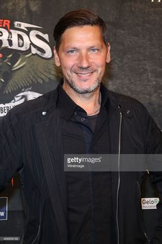 Christoph Schneider from Rammstein attends the Metal Hammer Awards 2015 at Kesselhaus on September 18, 2015 in Berlin, Germany.