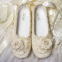 Wedding Ballerina Flats
