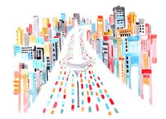 buenos aires poster art - Buscar con Google