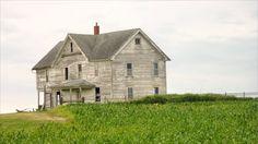 Casa perto de Cedar Rapids, Iowa, EUA. Foto enviada por Holly Moore