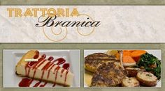 Get $40 worth of food & drinks for only $20 at Trattoria Branica!