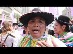 Saludos de dirigentes indígenas del Perú a la lucha por el Yasuní en el Ecuador