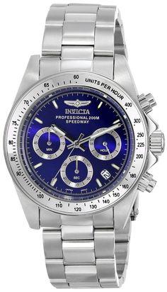 Men watches : Invicta Men's INVICTA-14382 Professional Speedway Watch