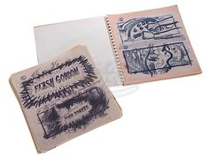 Collection of Production Used Storyboards