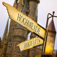 Wizarding World of Harry Potter. Fave place(: