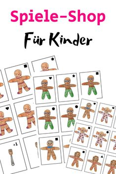 Diy For Kids, Comics, Holiday Decor, Winter, Diy, Kindergarten Games, Children Laughing, Kids Day Out, Game Cards