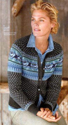 Freeport Lambswool-Blend Sweaters